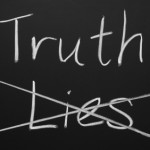 Blackboard-truth-lies