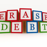 Erase Debt Blocks - medium